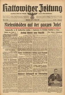 Kattowitzer Zeitung, 1940, Jg. 72, Nr. 282
