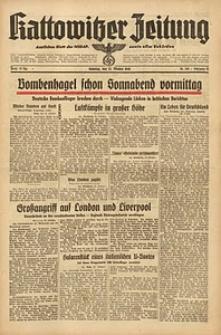 Kattowitzer Zeitung, 1940, Jg. 72, Nr. 283