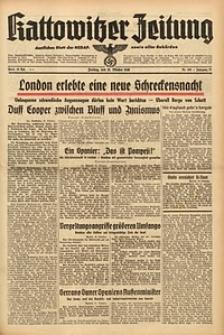 Kattowitzer Zeitung, 1940, Jg. 72, Nr. 288