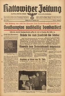 Kattowitzer Zeitung, 1940, Jg. 72, Nr. 326