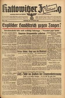 Kattowitzer Zeitung, 1940, Jg. 72, Nr. 329