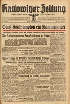 Kattowitzer Zeitung, 1940, Jg. 72, Nr. 333