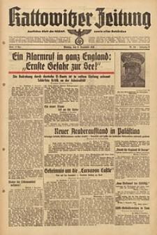 Kattowitzer Zeitung, 1940, Jg. 72, Nr. 340