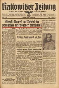 Kattowitzer Zeitung, 1940, Jg. 72, Nr. 349