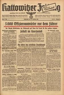 Kattowitzer Zeitung, 1940, Jg. 72, Nr. 350