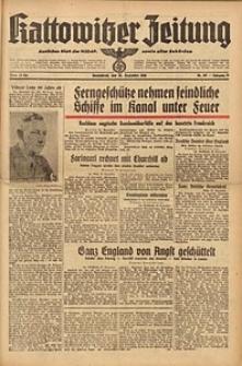 Kattowitzer Zeitung, 1940, Jg. 72, Nr. 357