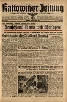 Kattowitzer Zeitung, 1941, Jg. 73, Nr. 10