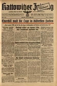 Kattowitzer Zeitung, 1941, Jg. 73, Nr. 22