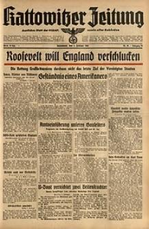 Kattowitzer Zeitung, 1941, Jg. 73, Nr. 38