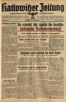 Kattowitzer Zeitung, 1941, Jg. 73, Nr. 56