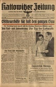 Kattowitzer Zeitung, 1941, Jg. 73, Nr. 59