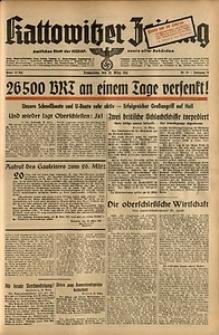 Kattowitzer Zeitung, 1941, Jg. 73, Nr. 78