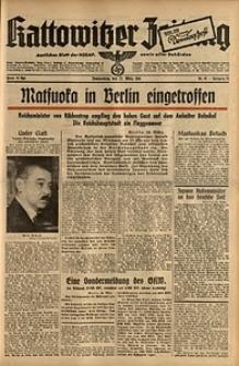 Kattowitzer Zeitung, 1941, Jg. 73, Nr. 85