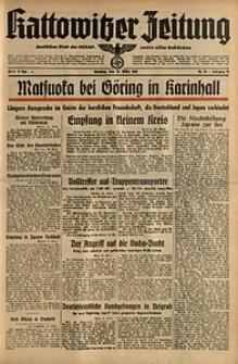 Kattowitzer Zeitung, 1941, Jg. 73, Nr. 88