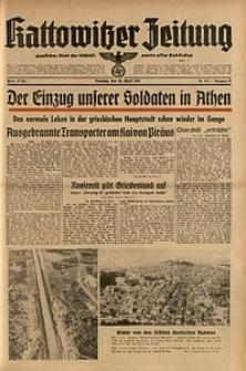 Kattowitzer Zeitung, 1941, Jg. 73, Nr. 116
