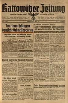 Kattowitzer Zeitung, 1941, Jg. 73, Nr. 117