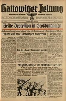 Kattowitzer Zeitung, 1941, Jg. 73, Nr. 144