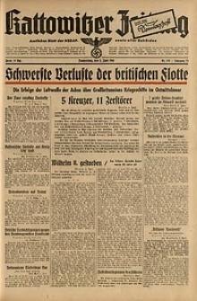 Kattowitzer Zeitung, 1941, Jg. 73, Nr. 152