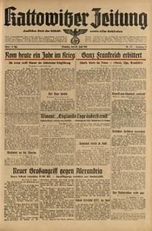 Kattowitzer Zeitung, 1941, Jg. 73, Nr. 157