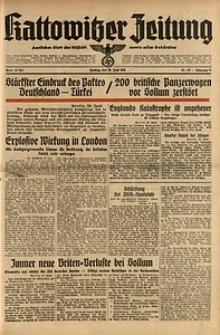 Kattowitzer Zeitung, 1941, Jg. 73, Nr. 167