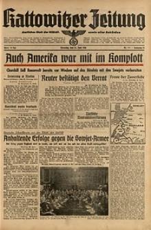 Kattowitzer Zeitung, 1941, Jg. 73, Nr. 171