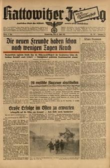 Kattowitzer Zeitung, 1941, Jg. 73, Nr. 173