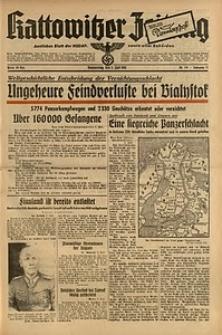 Kattowitzer Zeitung, 1941, Jg. 73, Nr. 180