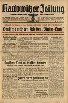 Kattowitzer Zeitung, 1941, Jg. 73, Nr. 182