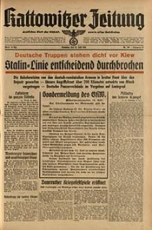 Kattowitzer Zeitung, 1941, Jg. 73, Nr. 190