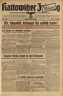 Kattowitzer Zeitung, 1941, Jg. 73, Nr. 208