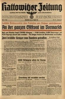 Kattowitzer Zeitung, 1941, Jg. 73, Nr. 231