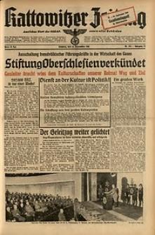 Kattowitzer Zeitung, 1941, Jg. 73, Nr. 253