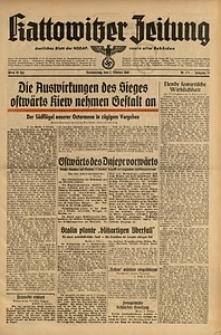 Kattowitzer Zeitung, 1941, Jg. 73, Nr. 271