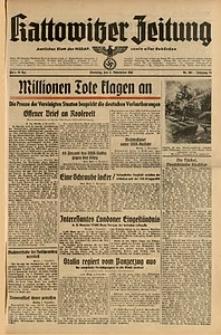 Kattowitzer Zeitung, 1941, Jg. 73, Nr. 304