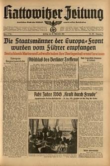 Kattowitzer Zeitung, 1941, Jg. 73, Nr. 328