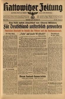 Kattowitzer Zeitung, 1941, Jg. 73, Nr. 329