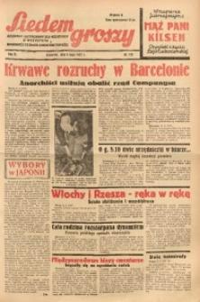Siedem Groszy, 1937, R. 6, nr 123