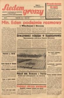 Siedem Groszy, 1937, R. 6, nr 147