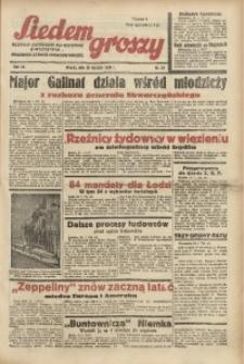 Siedem Groszy, 1938, R. 7, nr 24