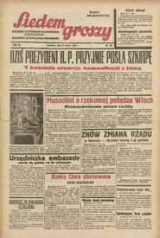 Siedem Groszy, 1938, R. 7, nr 90