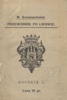 Przewodnik po Lwowie
