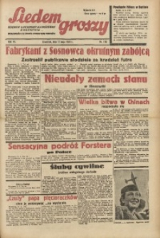 Siedem Groszy, 1938, R. 7, nr 130