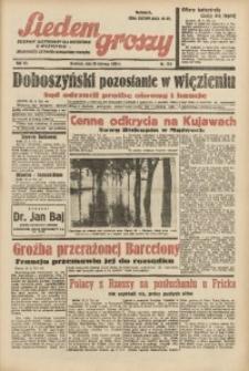 Siedem Groszy, 1938, R. 7, nr 174
