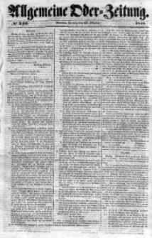 Allgemeine Oder-Zeitung, 1848, No 240