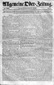 Allgemeine Oder-Zeitung, 1848, No 253