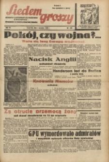 Siedem Groszy, 1938, R. 7, nr 240