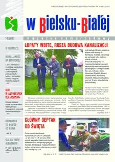 W Bielsku-Białej, 2010, nr14 (184)