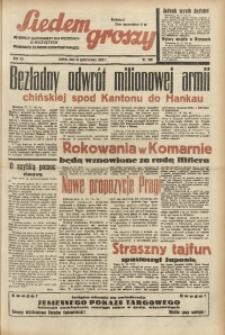 Siedem Groszy, 1938, R. 7, nr 290