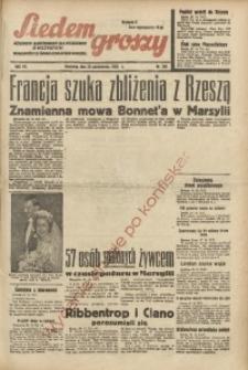 Siedem Groszy, 1938, R. 7, nr 298