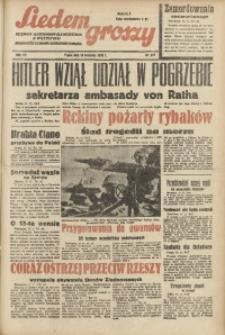 Siedem Groszy, 1938, R. 7, nr 317